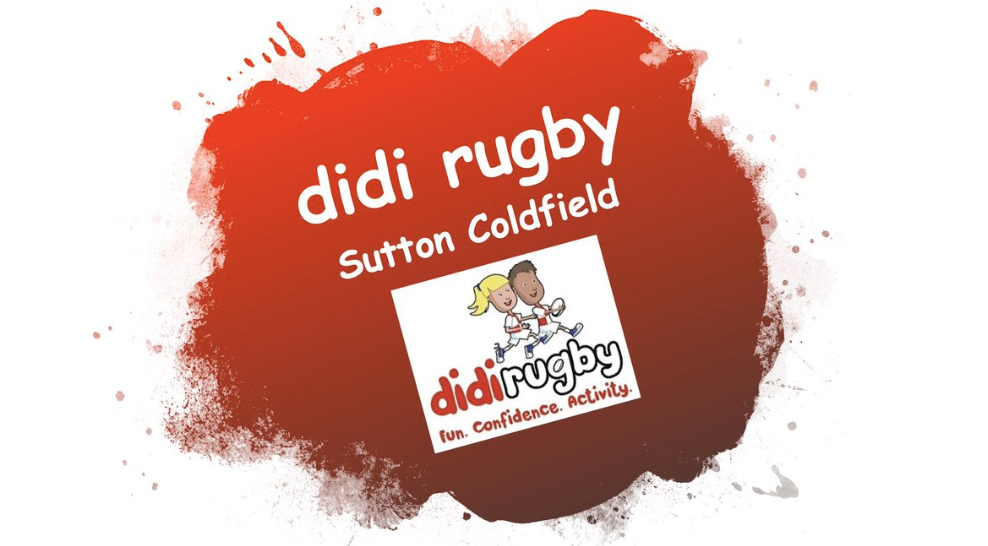 didi rugby Sutton Coldfield's logo