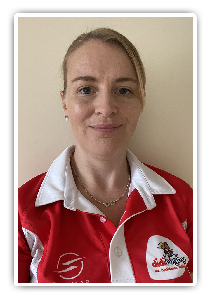 Jenny Burrows didi rugby Leicester